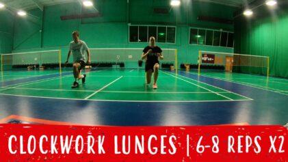 clockwork lunge 12
