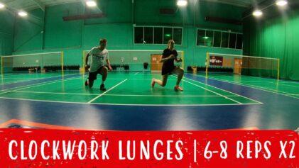 clockwork lunge 2