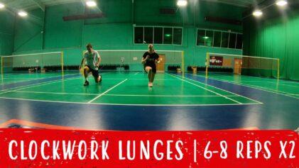 clockwork lunge 6