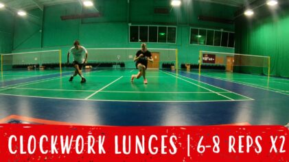 clockwork lunge 8