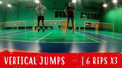 vertical jumps