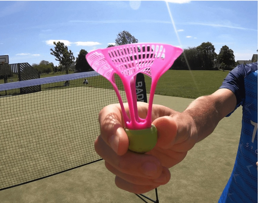 AirBadminton Review - Can Badminton Be Played Outdoors ...